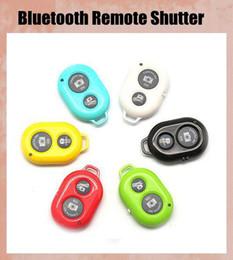 Беспроводной Bluetooth пульт дистанционного управления затвором для выдвижная Автопортрет Selfie Stick ручной Монопоп IOS Android телефоны Бесплатная доставка OTH011