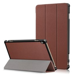 Smart Tablets NZ - Good Smart Case for HUAWEI Honor WaterPlay HDN-W09 Tablet PU Leather Case for HUAWEI 10.1inch