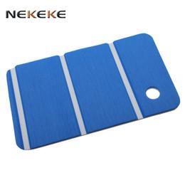 $enCountryForm.capitalKeyWord Australia - HOT selling high quality blue with white Oblique cut stripe of marine eva sheet