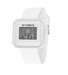 $enCountryForm.capitalKeyWord UK - New Fashion Women Watch Digital Watch Sports Electronic Luminous Strap Square Dial LED Watch Free Shipping
