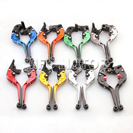 $enCountryForm.capitalKeyWord Canada - Foldable Extendable Brake clutch levers for Kawasaki ZX12R 2000 2001 2002 2003 2004 2005