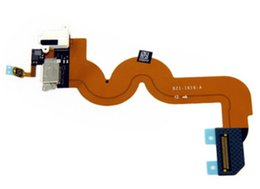 Chinese  Charger Charging Dock Port Audio Jack Flex Ribbon Cable For iPod Touch 5 5th Gen Parts Replacement manufacturers