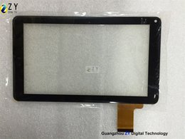 capacitive touch screen tablet pc NZ - High quality 9 inch Tablet PC Capacitive Touch Screen panel digitizer Z215X090A60-B ZY TOUCH