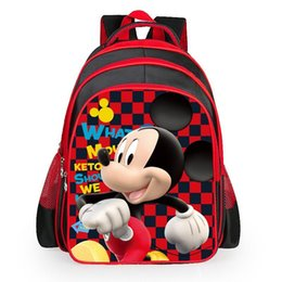 Discount Mickey Mouse Bags For Kids | 2017 Mickey Mouse Bags For ...