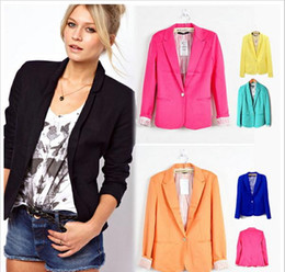 Discount Black Blazer Sale Women | 2017 Black Blazer For Women ...