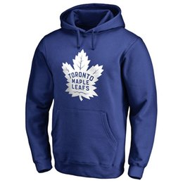 China 2017 NHL Auston Matthews Toronto Maple Leafs Name & Number Sweatshirts & Hoodies for man women kid cheap maple clear suppliers