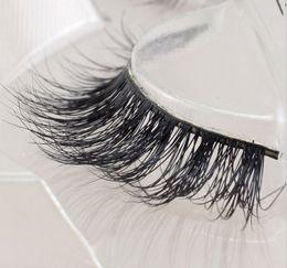 $enCountryForm.capitalKeyWord Australia - Charming Eye Makeup Tool 3D Fake Eyelashes Messy Thick Long Eyelash Extension Multi Layer Lash Extension False Eyelash Winged Sexy Curl Lash