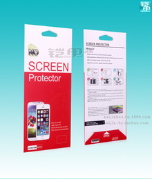 $enCountryForm.capitalKeyWord NZ - 1000pcs Color Paper Packing Retail For Phone Screen Protector Packaging Package Box For Samsung Note3 iphone 5 Tempered Glass Guard Film