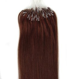 Copper red hair extensions online copper red hair extensions for 16 33 auburn rich copper red remy human hair 100g micro loop ring hair extensions pmusecretfo Choice Image
