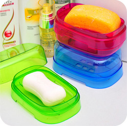 bathroom accessories tray Canada - HH201 Fashion Strong Suction Bathroom Shower Accessory Soap Dish Holder Cup Tray SOAP SAVER HOLDER DISH -WATERFALL WD21