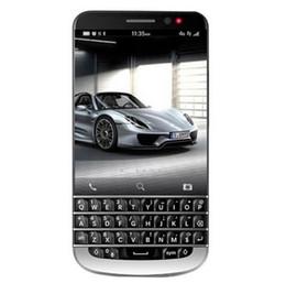 Discount 2gb mobile phone - Original BlackBerry Classic BlackBerry Q20 US EU Mobile Phone 4G LTE & WCDMA & GSM Network QWERTY 16GB GSM HSPA LTE LAUN
