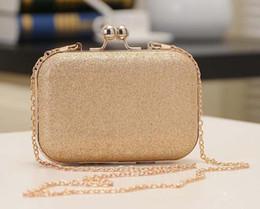 $enCountryForm.capitalKeyWord Canada - 1pc small designer handbags 2017 gold silver pu evening clutch Banquet Bag Purse Bridal