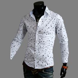 Discount Polka Dot Print Shirt Designs | 2017 Polka Dot Print ...