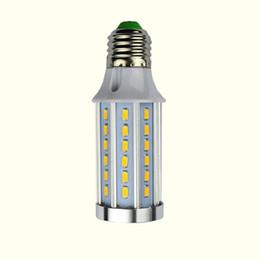 Ceiling Spotlight Bulbs UK - E27 12W 18W 25W 30W 45W 50W 60W 80W LED Corn Bulbs SMD5730 led Lights Lampada Chandelier Ceiling LED lamp Spotlight