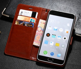 $enCountryForm.capitalKeyWord Canada - New For Meizu Meilan Noblue Note 2 Case Cute Cover Slim Flip Luxury Original Leather Case For Meizu Meilan Note 2 Note2