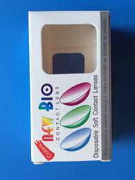 5fd46eaaca440 Venta al por mayor - Nuevo envío libre de DHL   alta calidad   el mejor  precio   40pcs   20pairs - caja de las lentes de contacto El nuevo caso de  Bio 3 ...