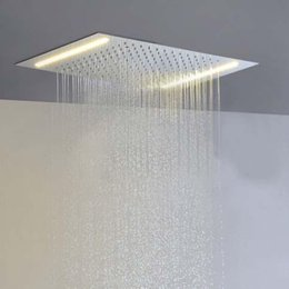 Discount Ceiling Mounted Rain Shower Head 2017 Led Ceiling