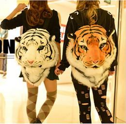 tiger backpack Black