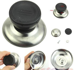 Carbon s s online shopping - 5Pcs New Kitchen Replacement Cooker Pan Pot Cover Kettle Knob Lid Plastic Grip S