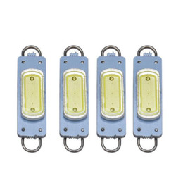 Rigid loop light bulb online shopping - 20pcs Cold White mm COB SMD Festoon Rigid Loop LED Bulbs DIY