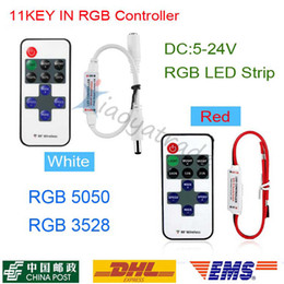 $enCountryForm.capitalKeyWord Canada - 5X High Quality Mini Dimmer Single Color Remote Control 11keys Mini Wireless RF LED Controller for led Strip light SMD 5050   3528