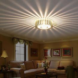 White flower ceiling light nz buy new white flower ceiling light home led 3w hall light walkway porch decor lamp sun flower creative led ceiling lights aloadofball Image collections