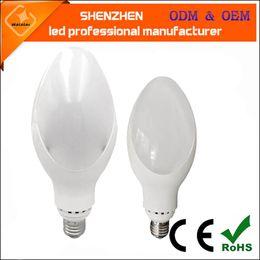 Globe plastic ball online shopping - plastic coated aluminum LED bulb new design smd corn light bulb rocket football bowling ball bubble lamp