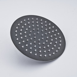 Saving oil online shopping - Good Quality Round Shaped Oil Rubbed Bronze Rainfall Shower Head for Bathroom inches Brass Material