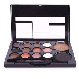 Eye Warmer Canada - 14 Color New Hot Makeup Natural Nude Warm Matte Eyeshadow+Blush Maquiagem Cosmetic Eye Shadow Palette Set #67194