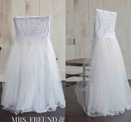 discount wedding decoration tulle lights 2017 lace tulle chair sash for weddings romantic wedding decorations chair
