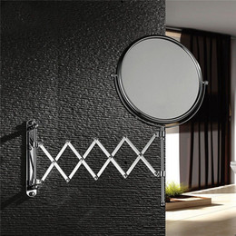 Wall Mount Magnifying Mirror discount wall mounted shaving mirrors | 2017 wall mounted shaving
