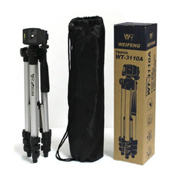 Discount tripod camera - WT-3110A Portable Lightweight Camera Tripod & Ball Head + Carrying Bag For Canon Nikon Sony DSLR Camera DV