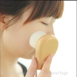 $enCountryForm.capitalKeyWord Canada - Pro Beauty Facial Cleaning brush Soft Mild Fiber Deep Cleaning Pore care Nose Blackhead Brush Comma brush