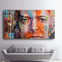 Art Canvas Prints Australia - 1 Pcs Artist Marta Zawadzka Portrait Art HD Prints Poster Wall Pictures Canvas Painting For Living Room Decor No Framed