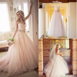 Cheap blush pink wedding dresses canada best selling cheap blush cheap blush pink wedding dresses canada pink blush colored wedding dresses 2016 real photo junglespirit Image collections