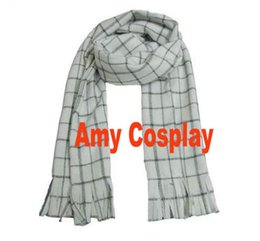 Barato Traje Da Cauda De Fadas Do Anime-Anime Fairy Tail Natsu Dragneel Lenço Cosplay Costume Cute Toy Gift 160x15cm Fairy Tail Scarf