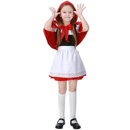 $enCountryForm.capitalKeyWord Canada - Little red riding hood costume parent-child adult little red riding hood Halloween anime cosplay clothing