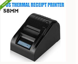 White lining paper online shopping - Mini Portable T Thermal Printer Paper Width MM Thermal Direct Line Printer Compatible Windows System For Receipt Label