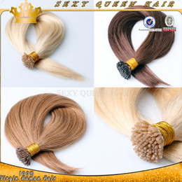 Cheap i tip hair extensions online cheap i tip human hair cheap best selling 100 remy human hair pre bonded keratin i tip stick hair extension 18 28 1g s in stock free shipping pmusecretfo Images