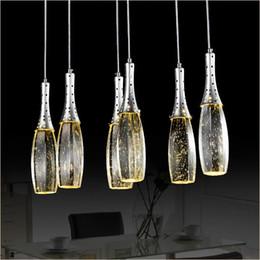 Crystal bubble pendant lights dhgate uk modern 3 pcs crystal lights bubble pendant light crystal lamp with g4 bulbs shade artistic droplight chandelier lighting aloadofball Images