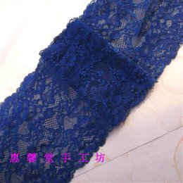navy lace table runners for wedding decoration royal blue long cheap 12108cm wholesale