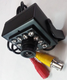 Wholesale visions boards online – design 700TVL Night Vision Mini Camera sony ccd IR Leds mm board Lens
