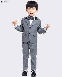 Primavera e l'estate vestito piccolo vestito di svago per bambini cappotto fiore ragazza vestire il bambino vestito (giacca + pantaloni) su misura