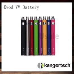 Original egO twist batteries online shopping - Kanger Evod VV Battery Kangertech Evod Variable Voltage mah eGo Twist Battery Original
