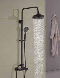 Oil Rubbed Bronze Rain Shower Head Online | Oil Rubbed Bronze Rain ...