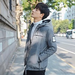 2017 Winter New Pattern Man Clothes Youth Japanese Leisure Time Jacket Fashion Loose Coat Mal