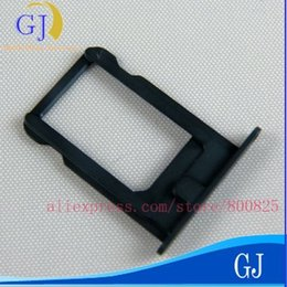 Air Sim Card Canada - Wholesale-New arrival,Sim Card Tray Slot Holder for Iphone 5G ,100% original, Free Shipping by Air mail