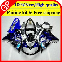 Protective Gear +tank Factory Blue For Suzuki Tl1000r 1998 1999 2000 2001 2002 2003 38hc.11 Tl1000 R Tl 1000 R 1000r 98 99 00 01 02 03 Fairings New Varieties Are Introduced One After Another Automobiles & Motorcycles