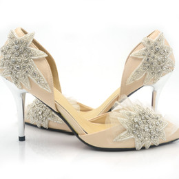 Champagne Bride Shoes Online | Bride Wedding Shoes Champagne for Sale