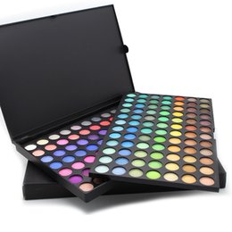 Ombre À Paupières 168 Pas Cher-Gros-Nouvelles 168 couleurs EYESHADOW palette de maquillage Set Make Up Cosmétiques Neutre Shimmer Matte Cosmetic Belle Colorful Eye Shadow